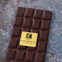 Tablette en chocolat noir Caraïbe 66 % de cacao