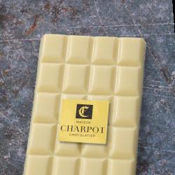Tablette en chocolat yuzu 34,4 % de beurre de cacao